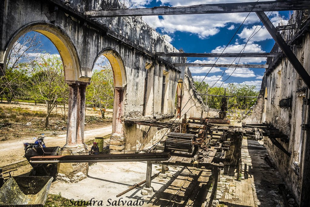 Hacienda Aké, Yucatán