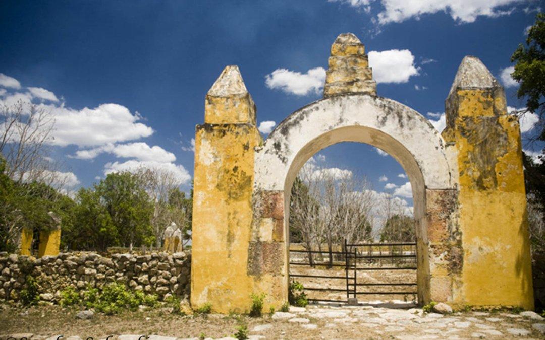 Hacienda Ake, el henequén y su historia
