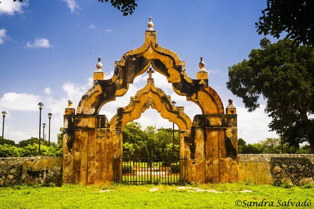 The old charm of Hacienda Yaxcopoil 1