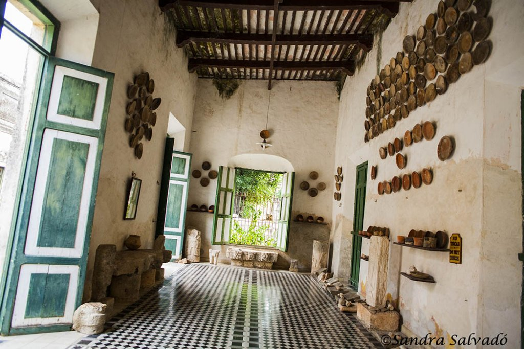 The old charm of Hacienda Yaxcopoil 7