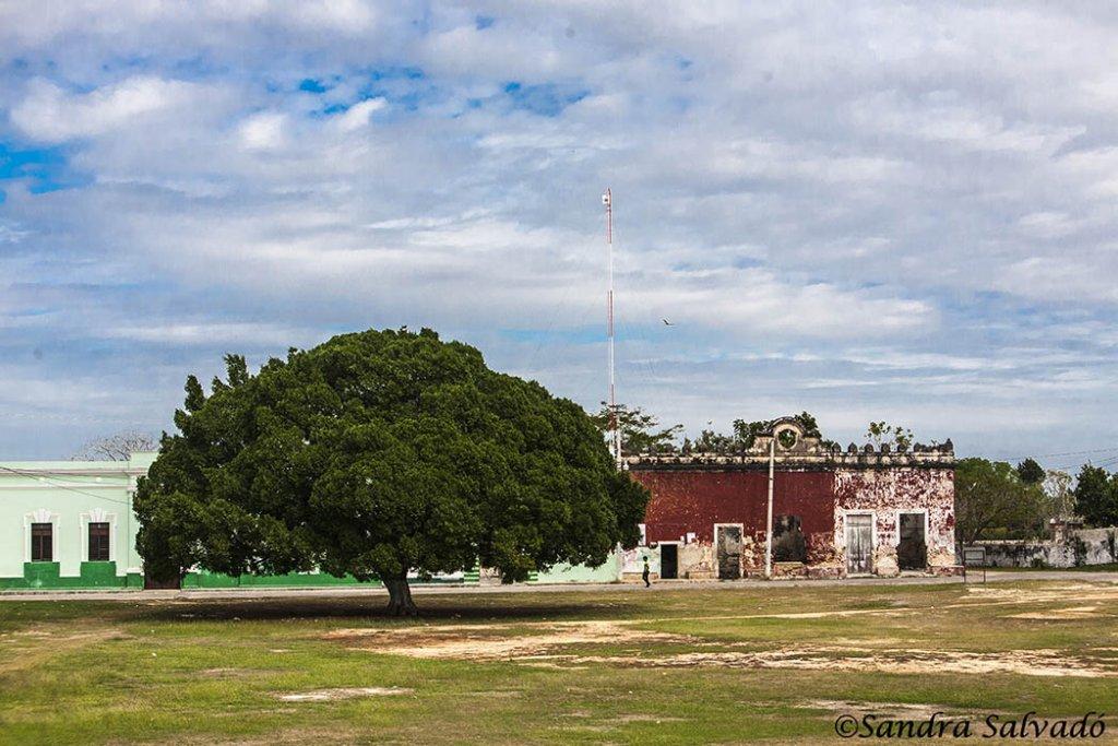 The old charm of Hacienda Yaxcopoil 9
