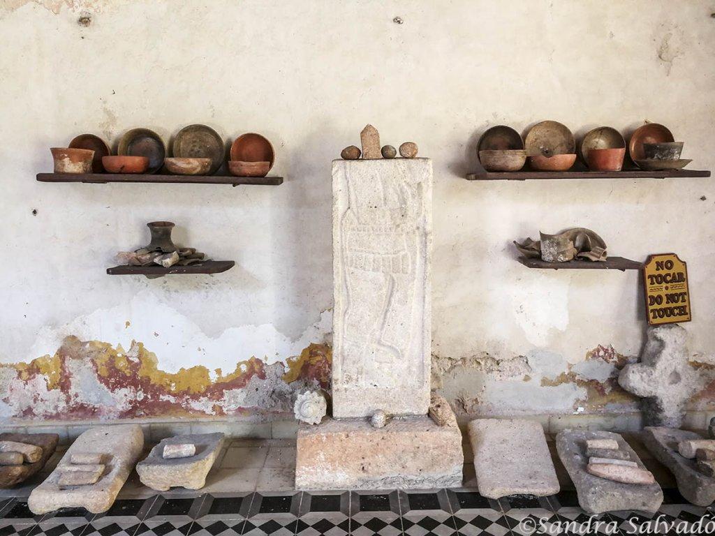 The old charm of Hacienda Yaxcopoil 8