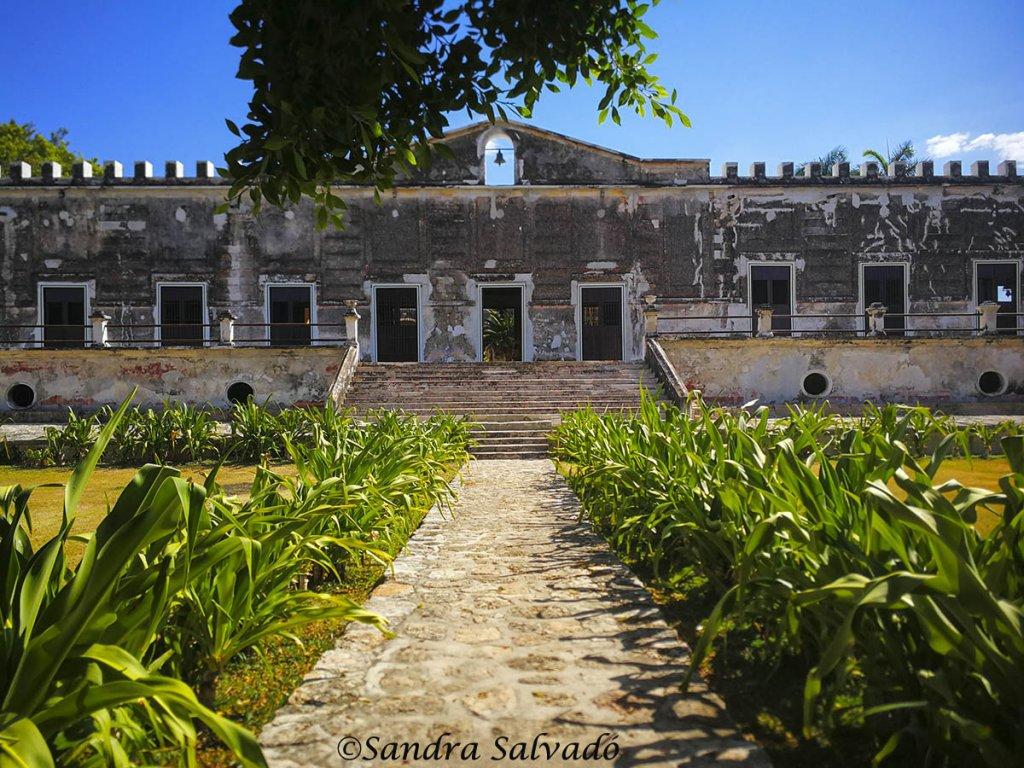 The old charm of Hacienda Yaxcopoil 2