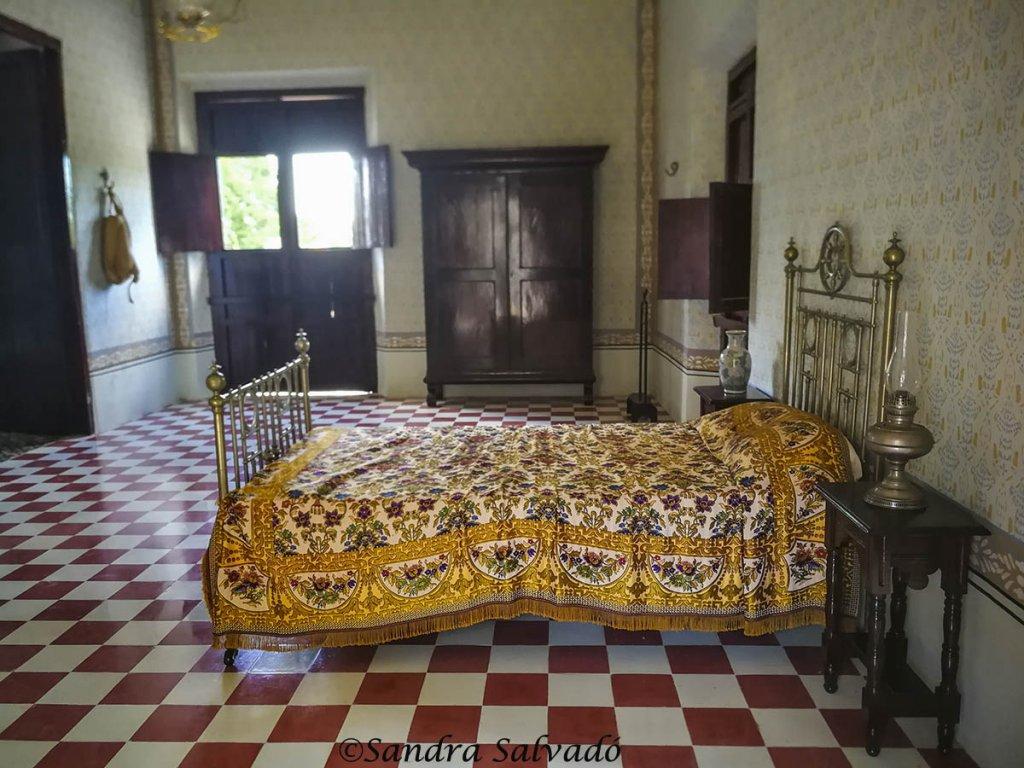 The old charm of Hacienda Yaxcopoil 4