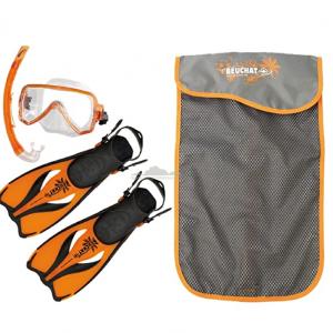 Equipo snorkel completo