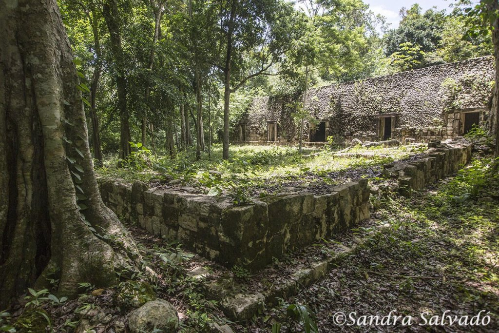 Kuluba Yucatan archaeological zone