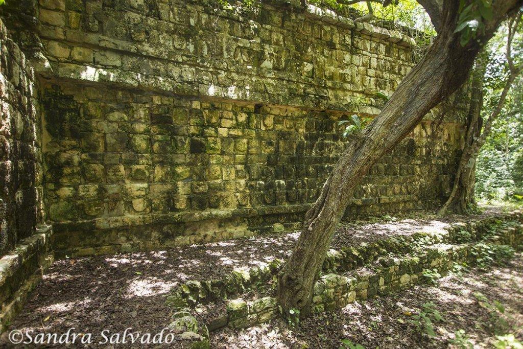 Zona arqueológica Kuluba, Yucatán