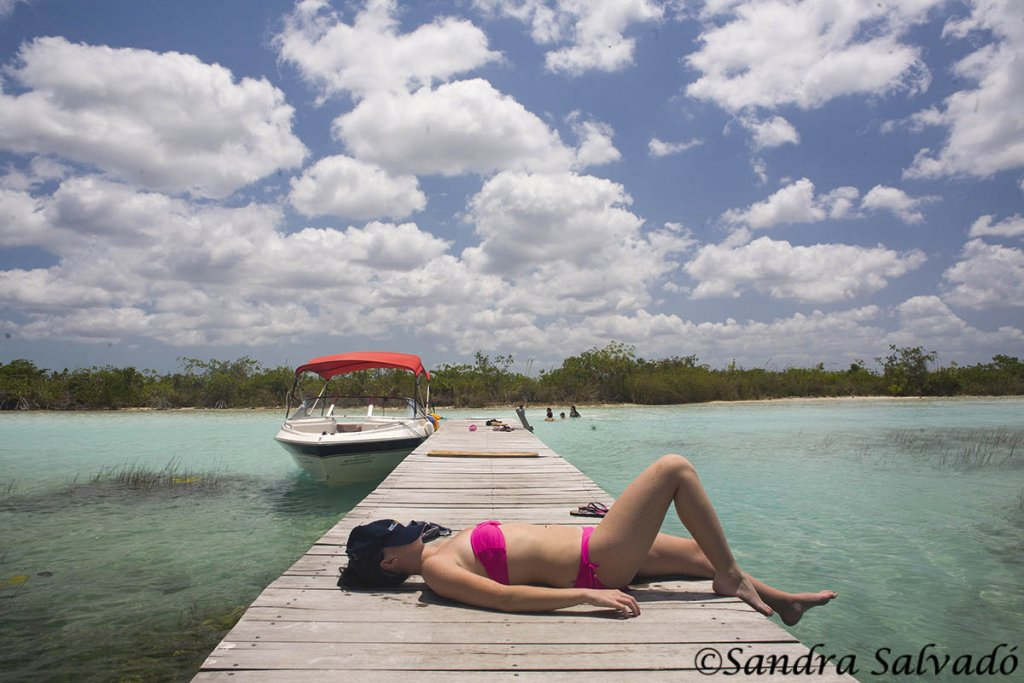 what to do bacalar lagoon