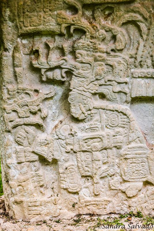 ruinas Yaxchilan