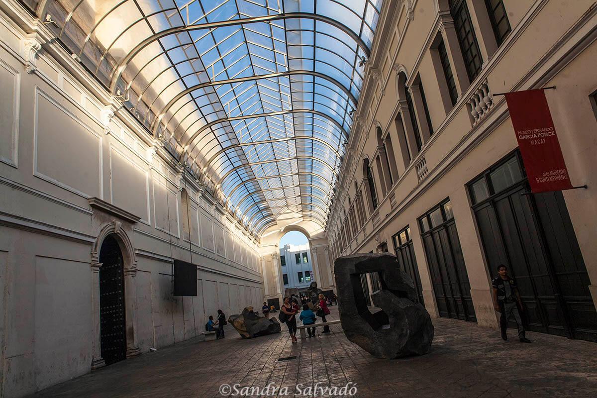 Museo Fernando García Ponce Macay