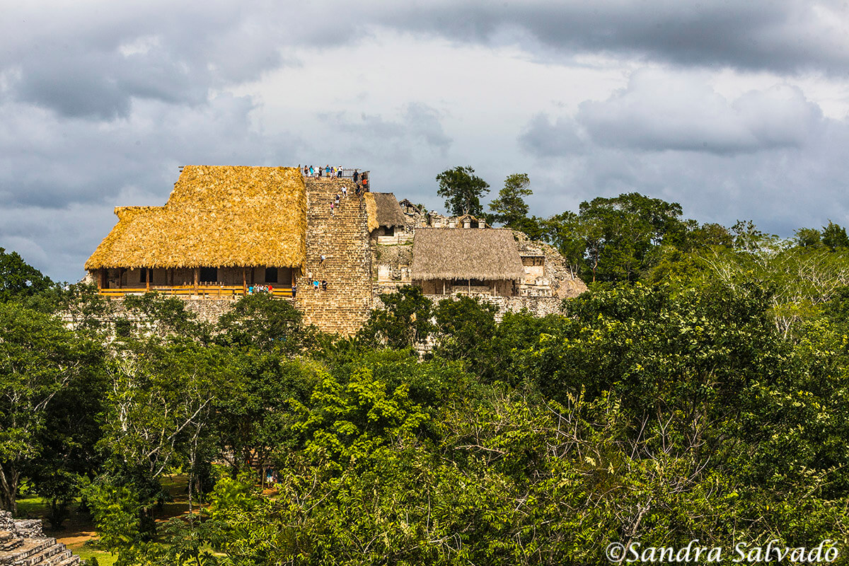 Ek Balam archaeological zone, Yucatan
