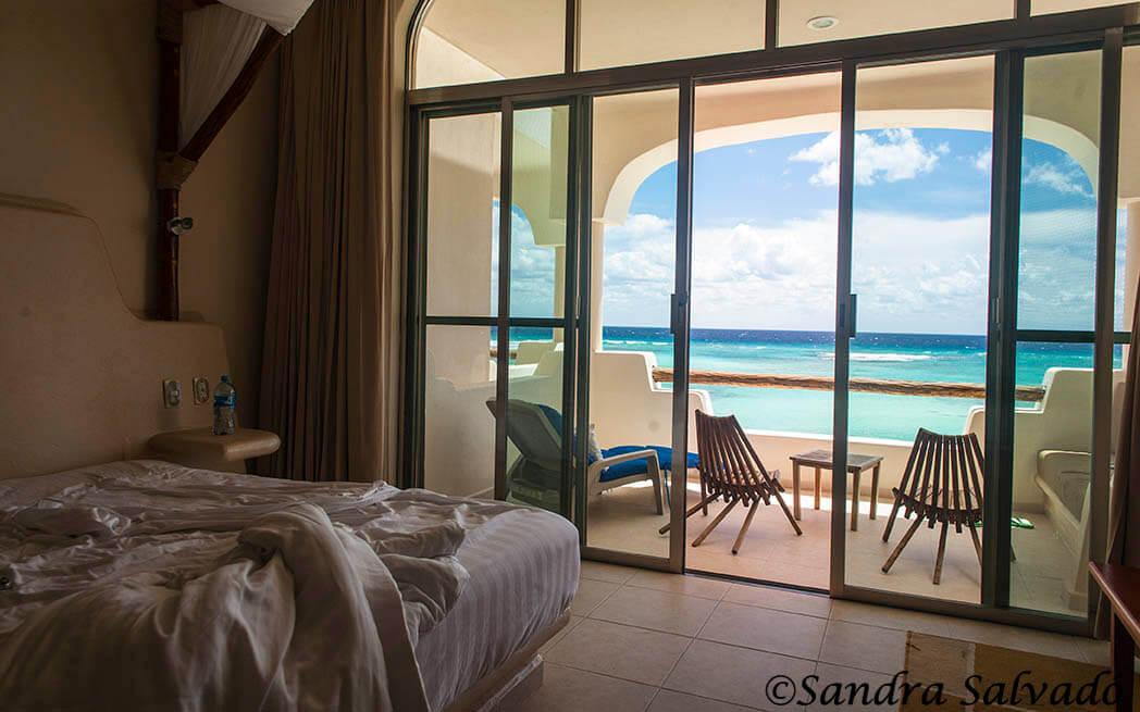 Hotel Paamul en Playa Paamul, Riviera Maya, Quintana Roo