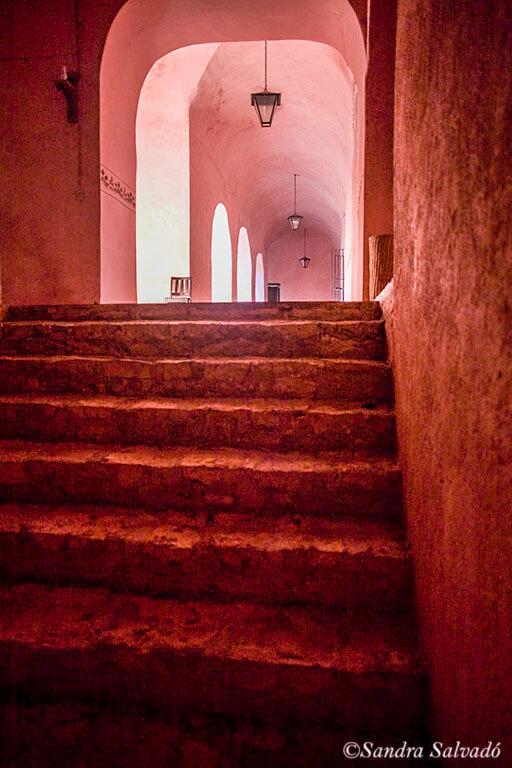 Sisal convent, Yucatan, Mexico.