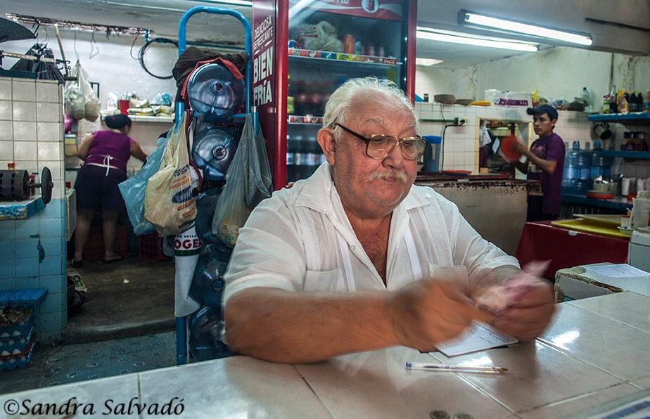 Don Casiano Valladolid, YUcatán, México.