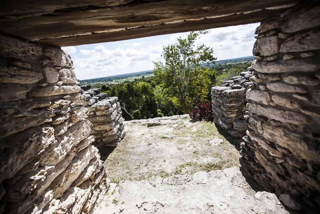ruinas Kinichna