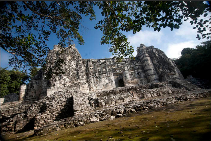 Hormiguero, Campeche
