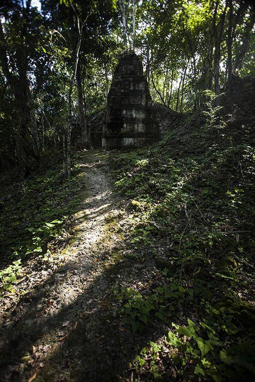 ruinas Hormiguero
