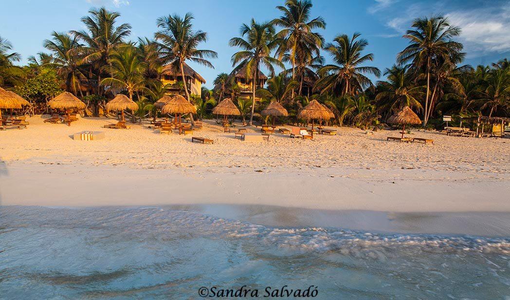 Playa Tulum, Quintan Roo, México