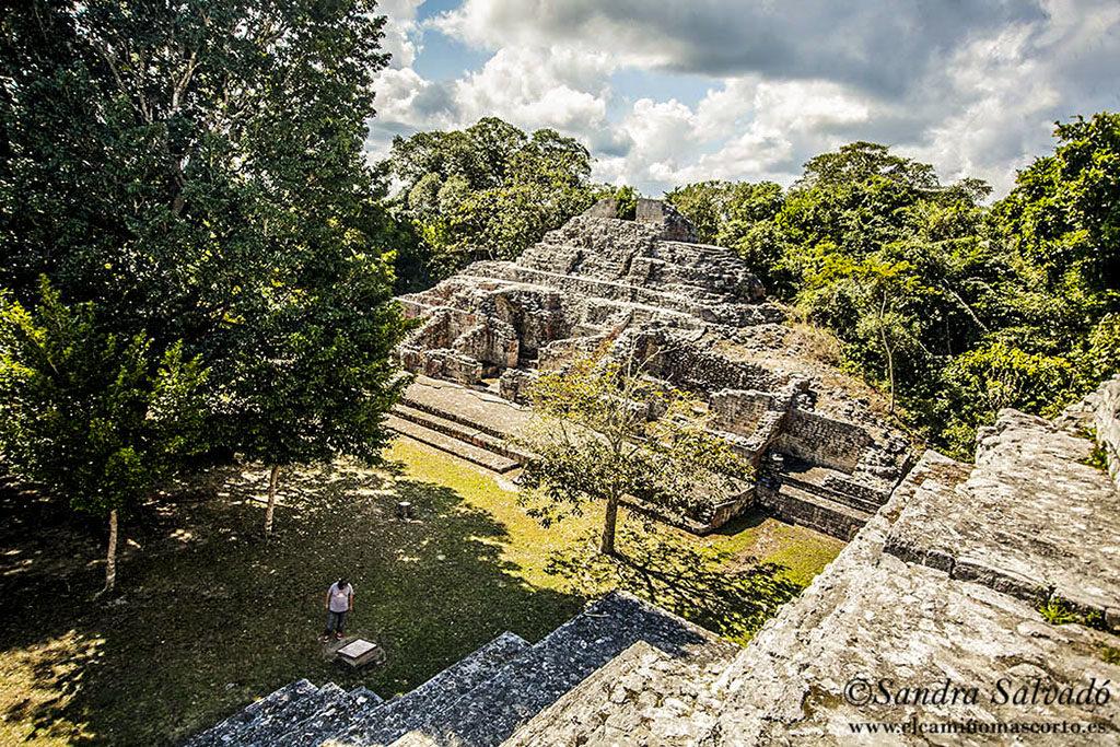 mayan city becan