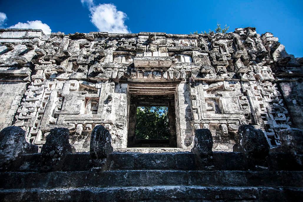 Descubre Chicanná en ruta a Calakmul