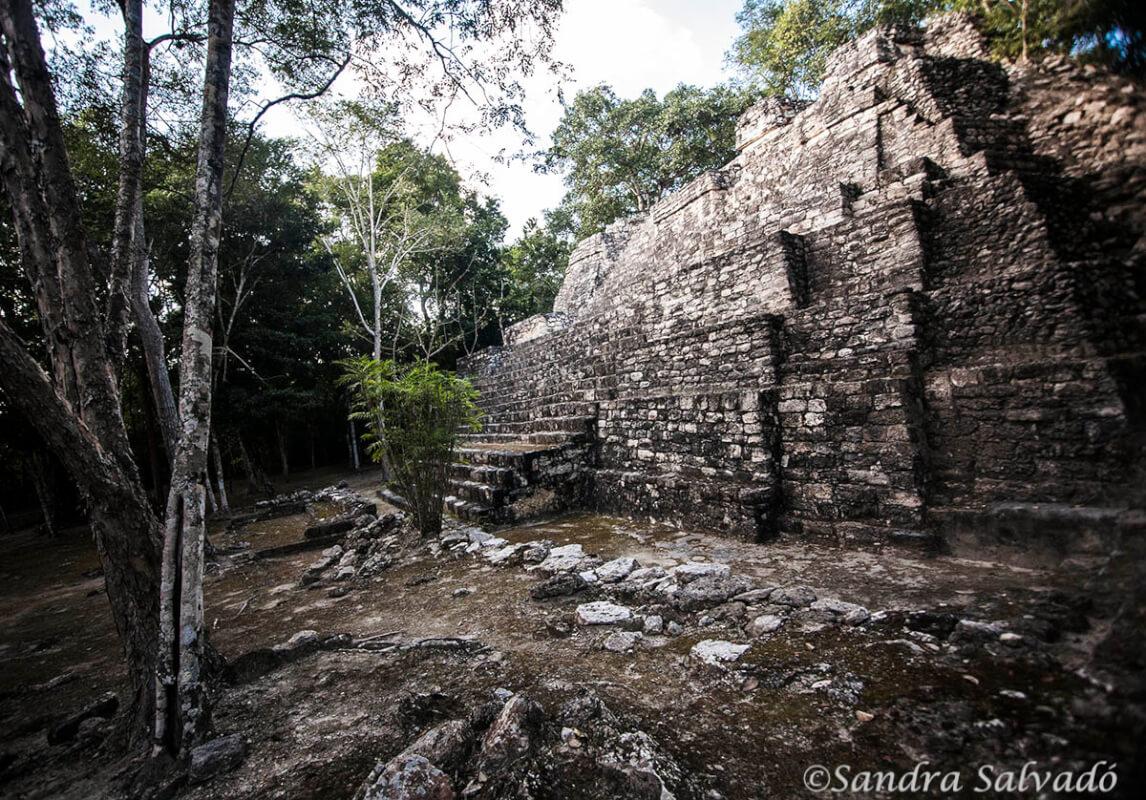 balamku ruins