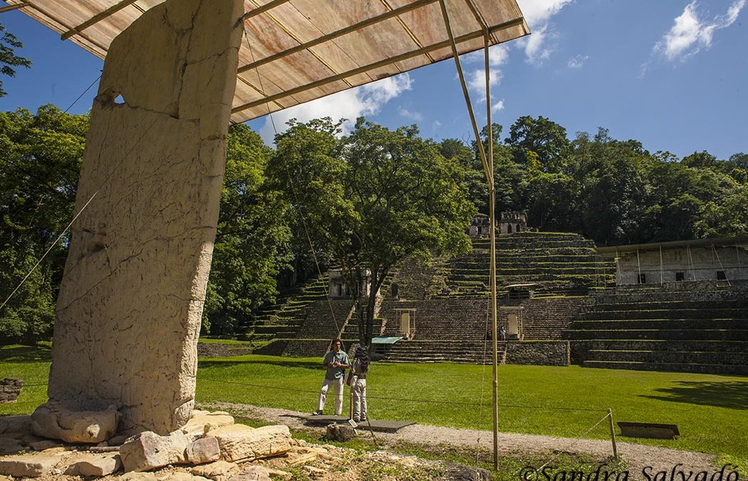 Bonampak archeological zone, Chiapas