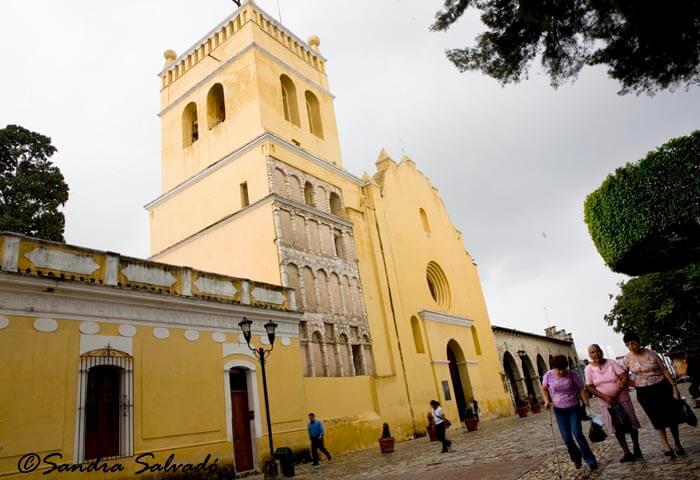 Church of Santo Domingo sXVI-XVII