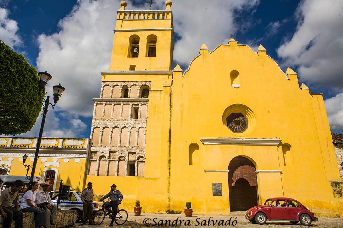 Comitán de Domínguez, Chiapas, México.
