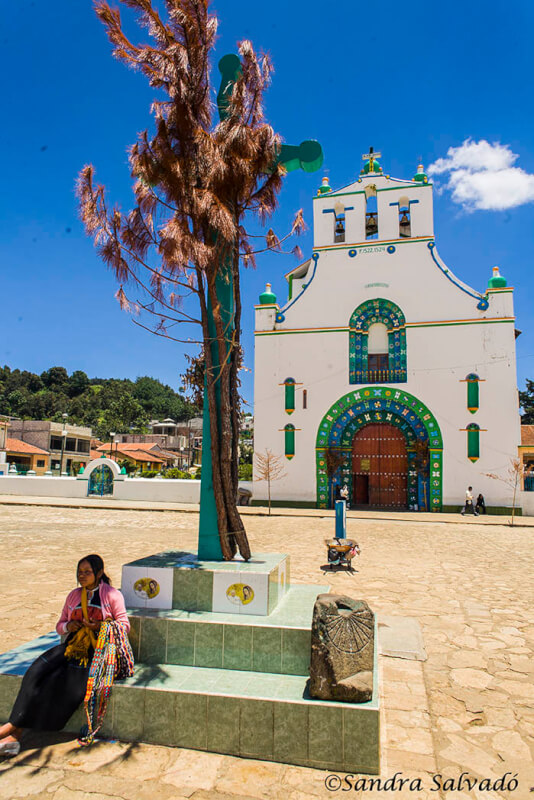 San Juan Chamula Church, Chiapas Mexico.