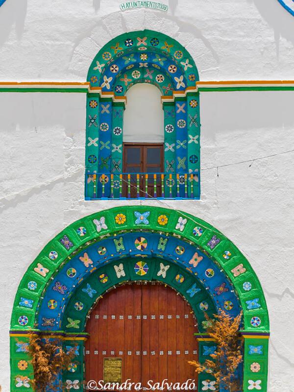Templo San Juan Bautista, San Juan Chamula, Chiapas