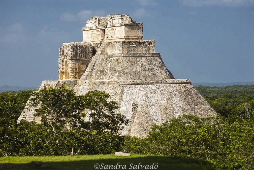 Uxmal Fortune teller temple