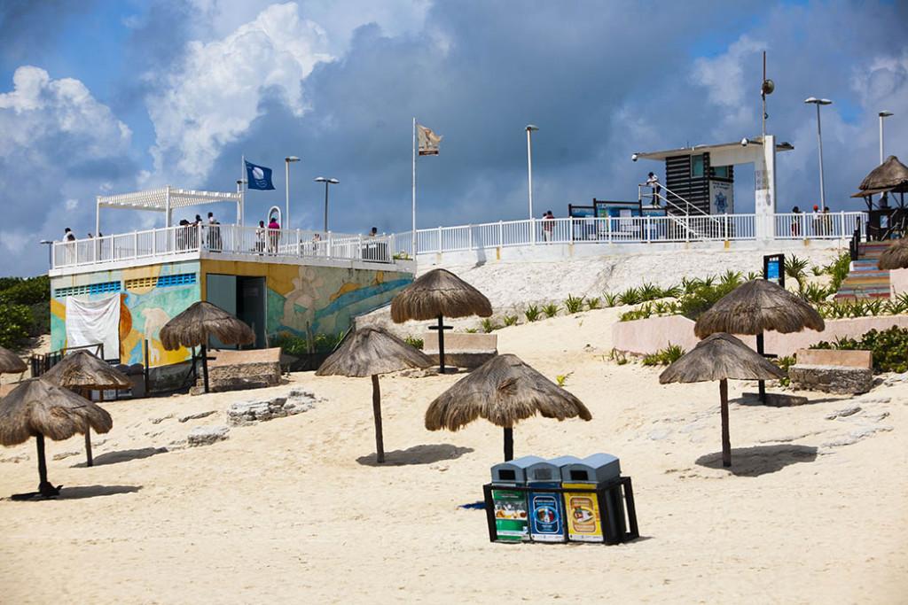 Playa Delfines Cancun Mexico