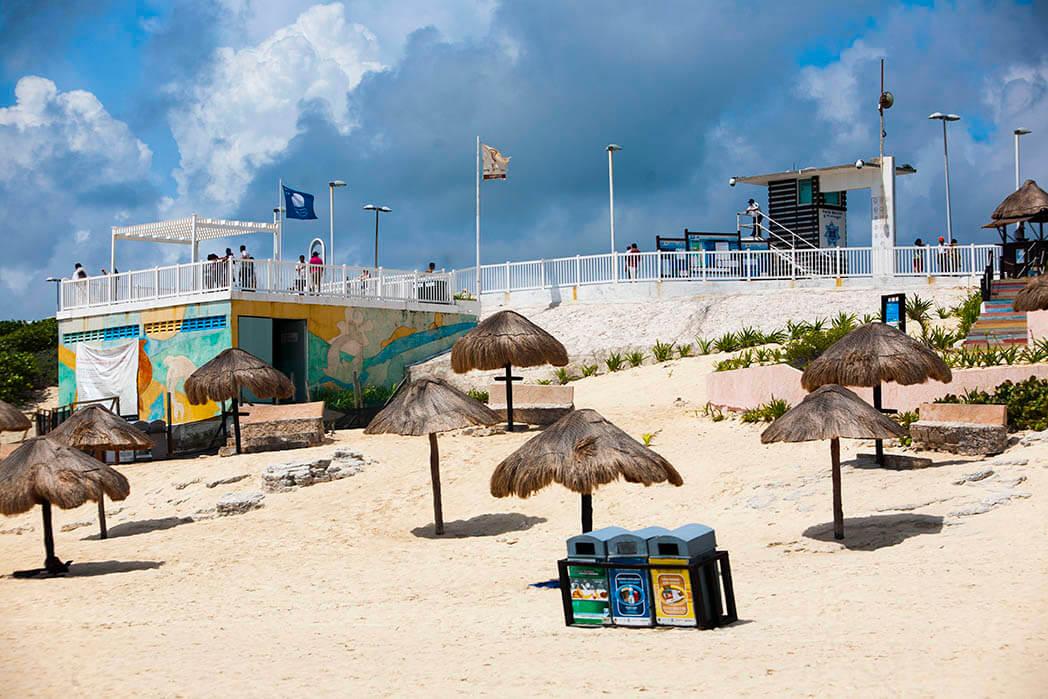 Playas.