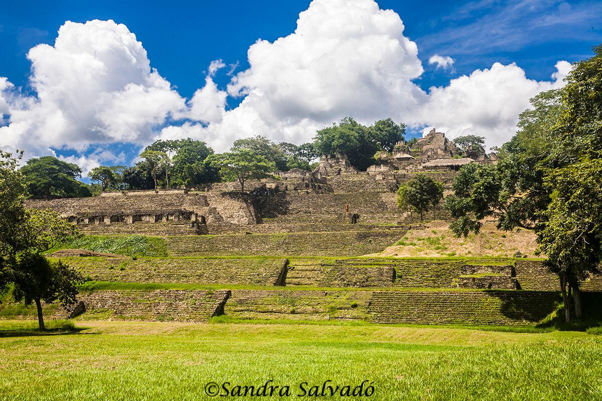 Toniná, Chiapas, Mexico.