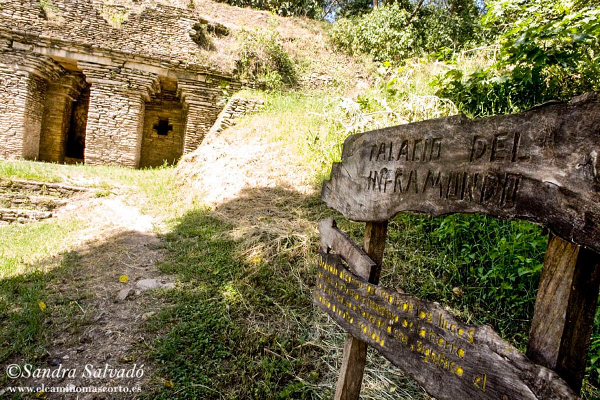 Zona arqueológica Toniná, Chiapas