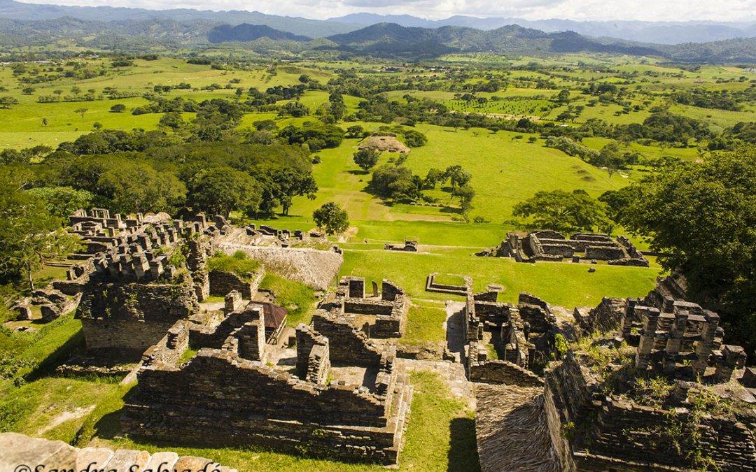 Toniná, las mejores vistas del valle de Ocosingo