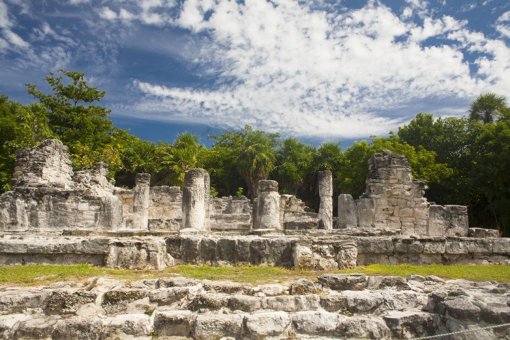 ruinas cancun