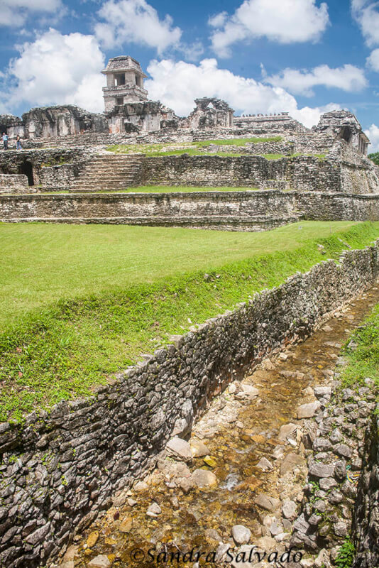 Palenque archeological zones. Chiapas, Mexico