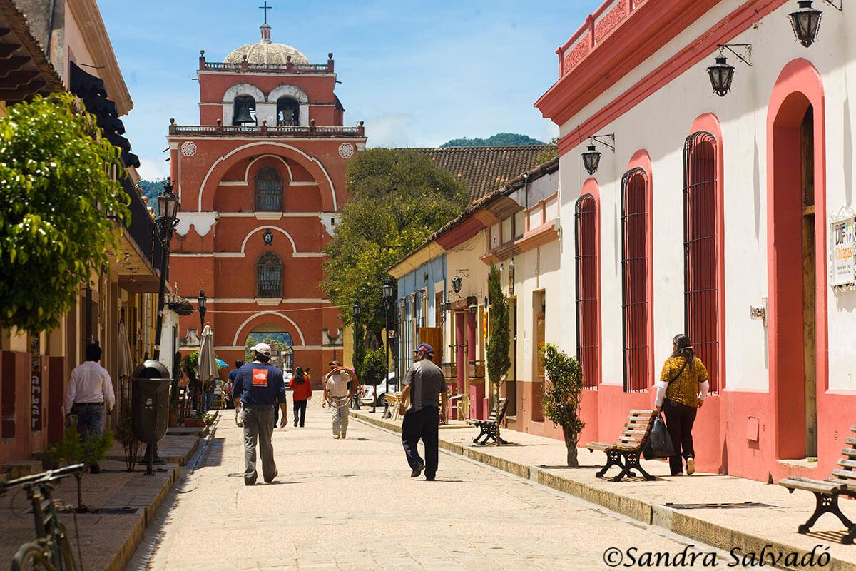 San Cristóbal de las Casas, Chiapas, México.