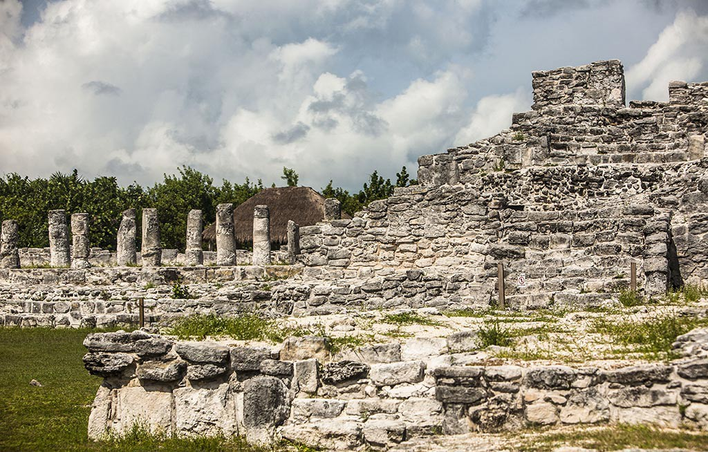 archaeological zone el rey cancun