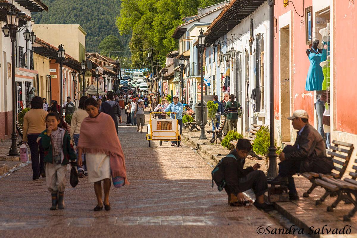 Real de Guadaluipe. San Cristóbal de las Casas, Chiapas, México.