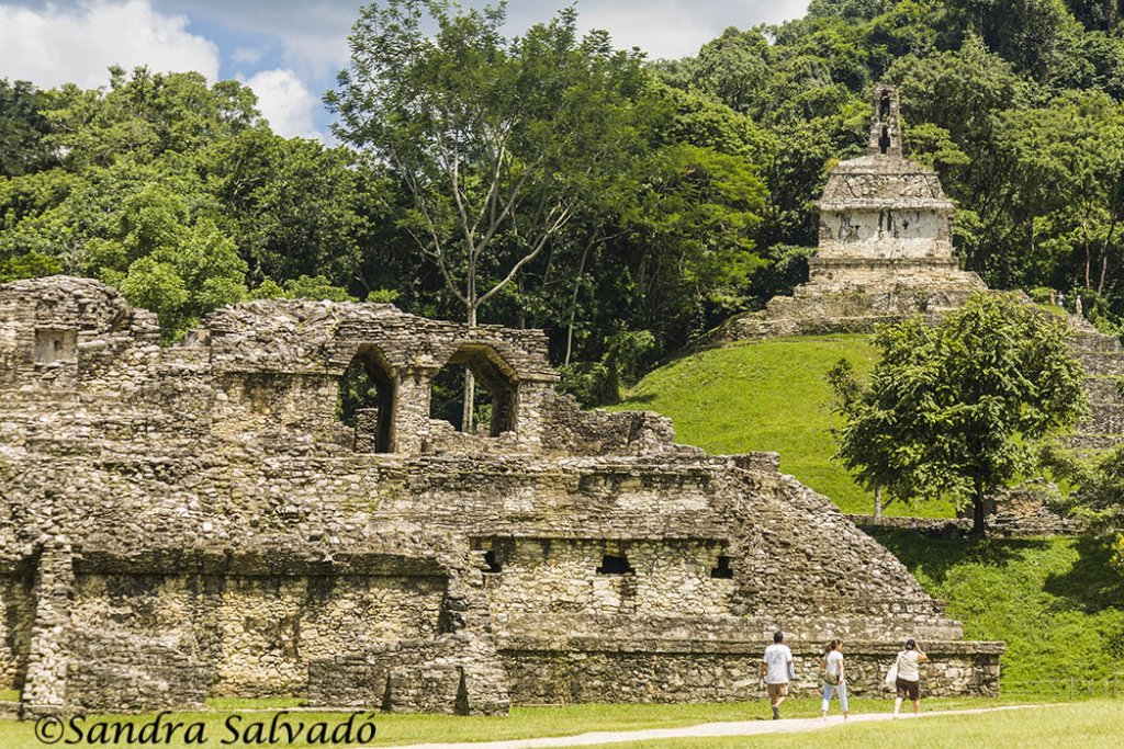 Palenque archaeological site, Chiapas