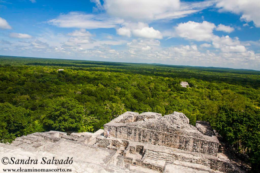 Calakmul, la joya prehispánica del sur de la Península