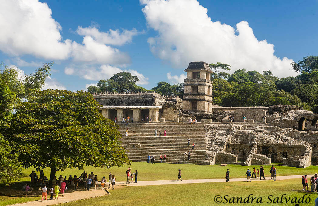 ZA Palenque, Chiapas Mexico.,