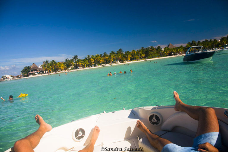 playa norte caribe