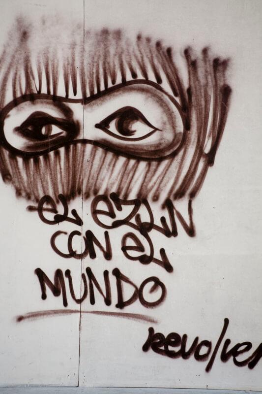 EZLN grafitti