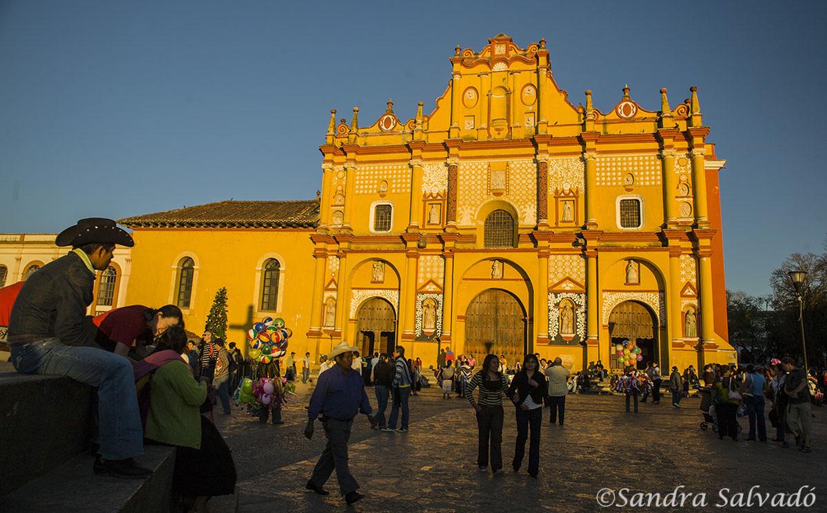 San Cristobal de las Casas, Chiapas, Mexico.
