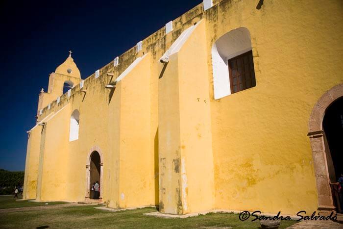 Saint Francis of Assisi Church Oxkutzcab
