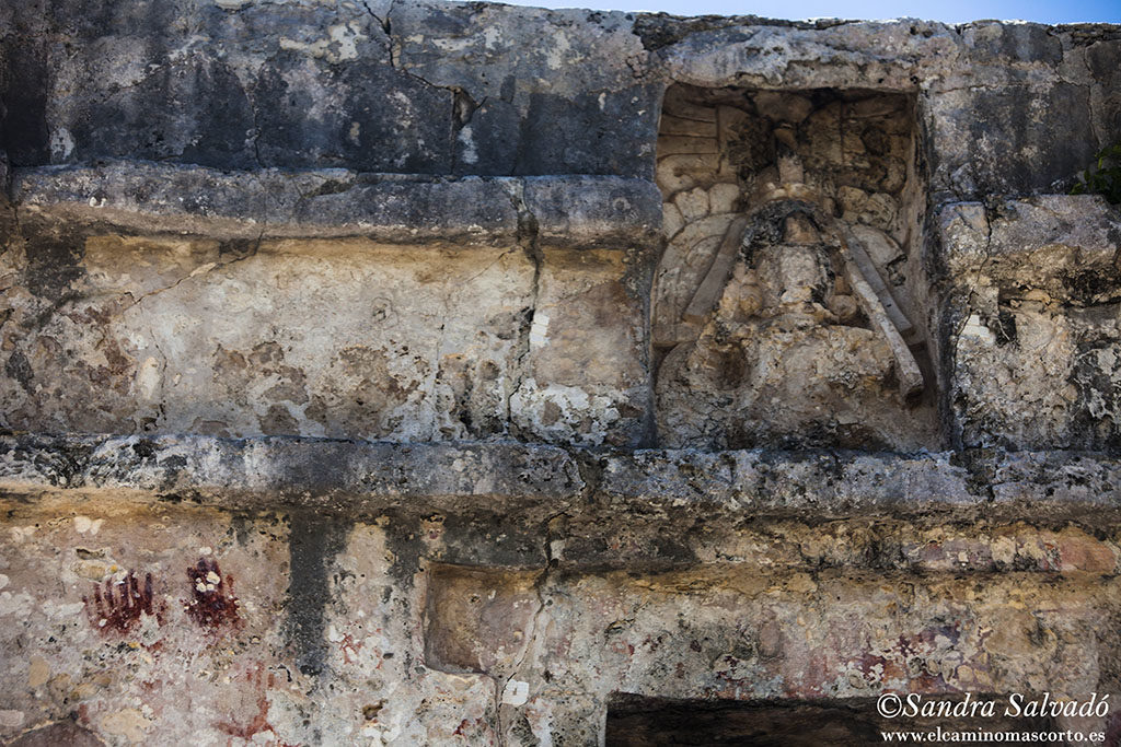 Cenote Bal-Mil, lugar de ritos y ofrendas. 1