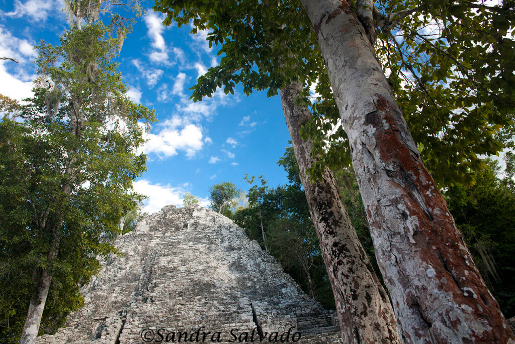 coba archeological zone